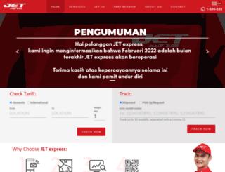 jetexpress.co.id screenshot