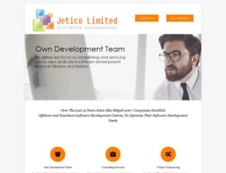 jetico.net screenshot