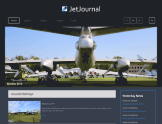 jetjournal.net screenshot
