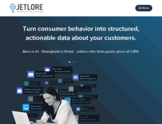 jetlore.com screenshot
