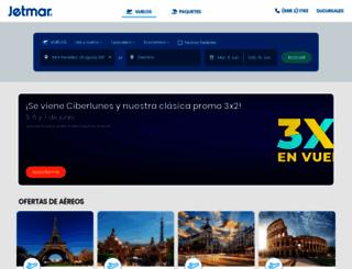 jetmar.com.uy screenshot