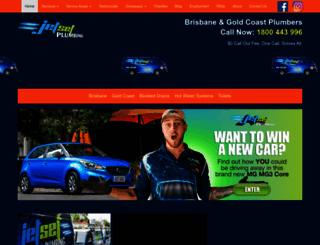 jetsetplumbing.com.au screenshot