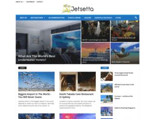 jetsetta.com screenshot