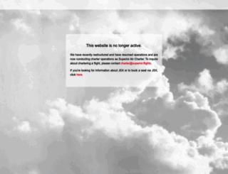jetsuite.com screenshot