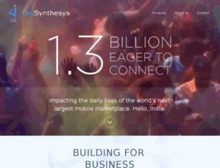 jetsynthesys.com screenshot