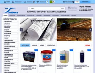 jettrace.ru screenshot