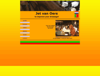 jetvanoers.com screenshot