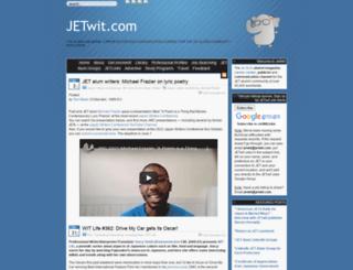 jetwit.com screenshot