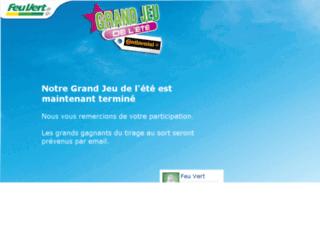 jeu.feuvert.fr screenshot