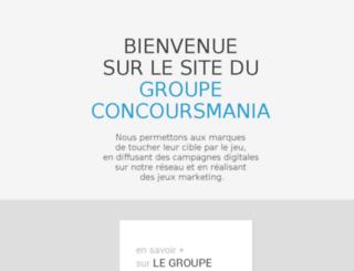 jeuconcours.fr screenshot