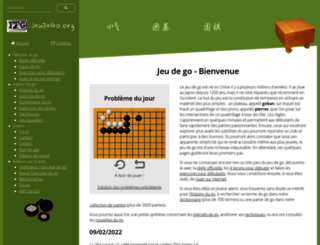 jeudego.org screenshot