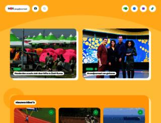 jeugdjournaal.nl screenshot