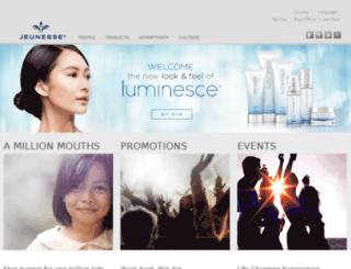 jeunesseglobal.jeunesseglobal2.com screenshot