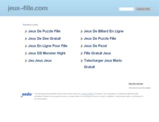 jeux--fille.com screenshot