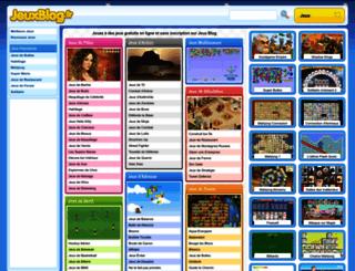 jeux-blog.fr screenshot