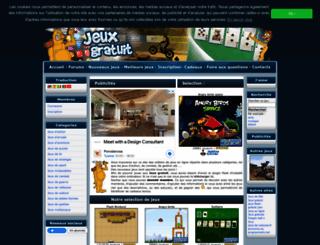 jeux-gratuit.com screenshot
