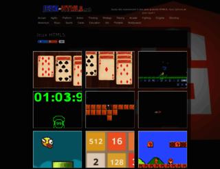 jeux-html5.net screenshot