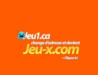 jeux1.ca screenshot