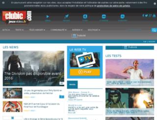 jeuxcherche.com screenshot