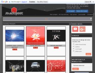 jeuxdugeek.fr screenshot