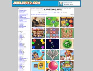 jeuxjeux2.com screenshot