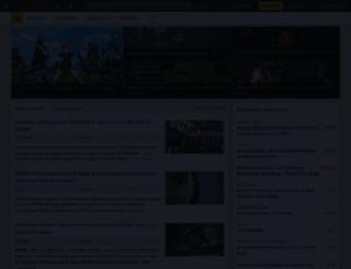 jeuxonline.info screenshot