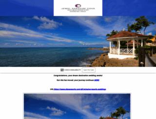 jewel.eweddingcalendar.com screenshot