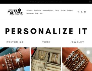 jewelbemine.com screenshot
