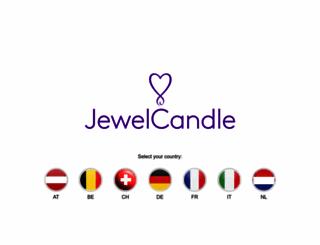 jewelcandle.co.uk screenshot