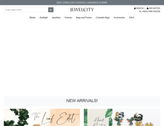 jewelcity.co.uk screenshot
