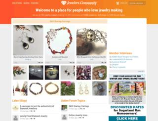 jewelers.community screenshot