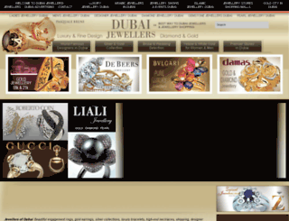 jewellers.ae screenshot