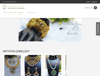 jewellerycrown.com screenshot