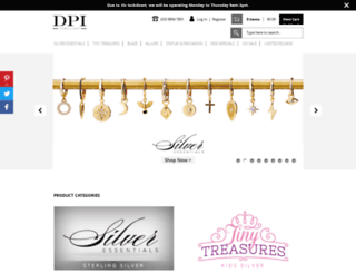 jewellerydpi.com screenshot