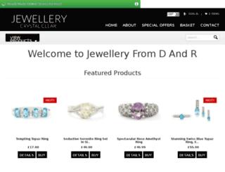 jewelleryfromdandr.com screenshot