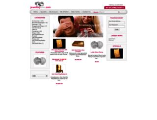 jewellerylane.com screenshot