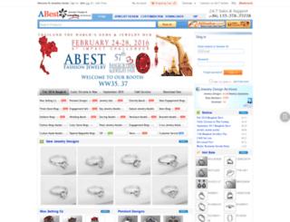 jewellerymodel.com screenshot