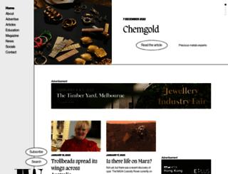 jewelleryworld.net.au screenshot