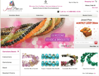 jewelpine.com screenshot