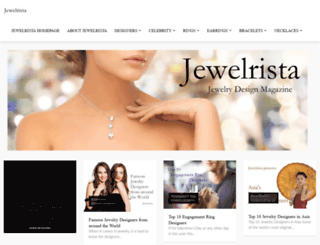 jewelrista.com screenshot