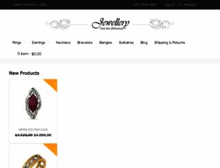 jewelry-demo.mybigcommerce.com screenshot