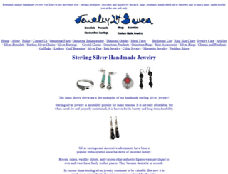 jewelry24seven.com screenshot