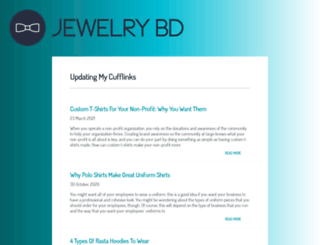 jewelrybd.com screenshot
