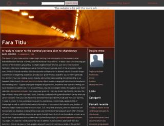 jewelryjo.bloging.ro screenshot