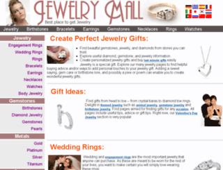 jewelrymall.com screenshot