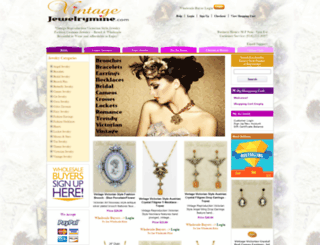 jewelrymine.com screenshot