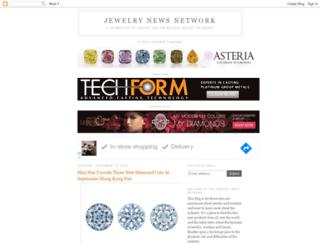 jewelrynewsnetwork.blogspot.in screenshot