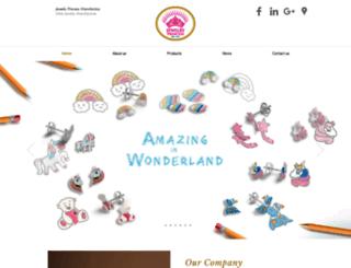 jewelryprincess.com screenshot