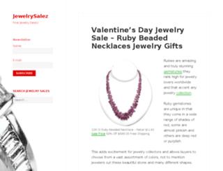 jewelrysalez.com screenshot