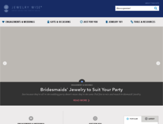 jewelrywise.com screenshot